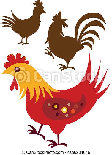 galinha - csp6204046