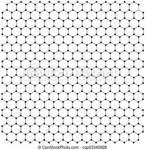 galler, graphene, bakgrund, bilda - csp53345928