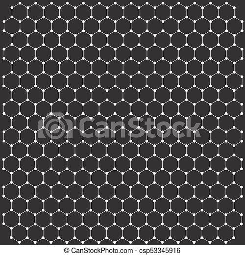 galler, graphene, bakgrund, bilda - csp53345916