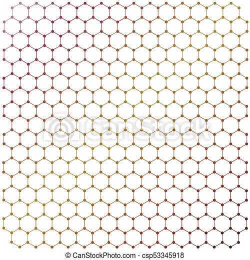 galler, graphene, bakgrund, bilda - csp53345918