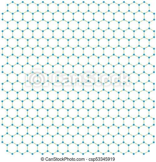 galler, graphene, bakgrund, bilda - csp53345919