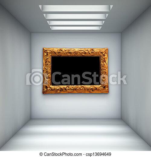 galleria, vuoto - csp13694649