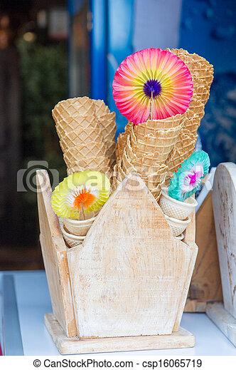 Galletas de helado - csp16065719