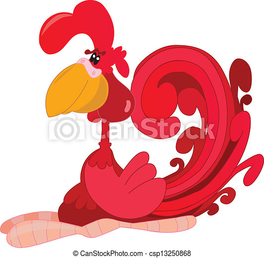 Rooster - csp13250868