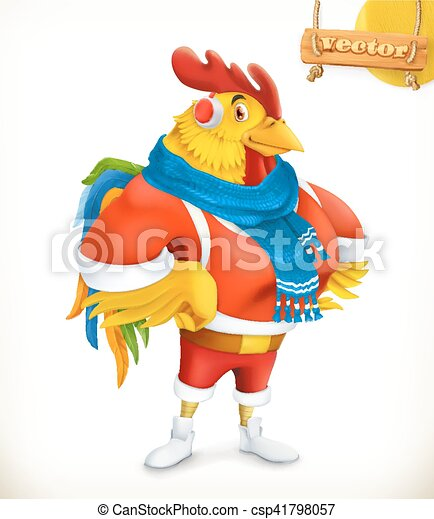 Rooster - csp41798057