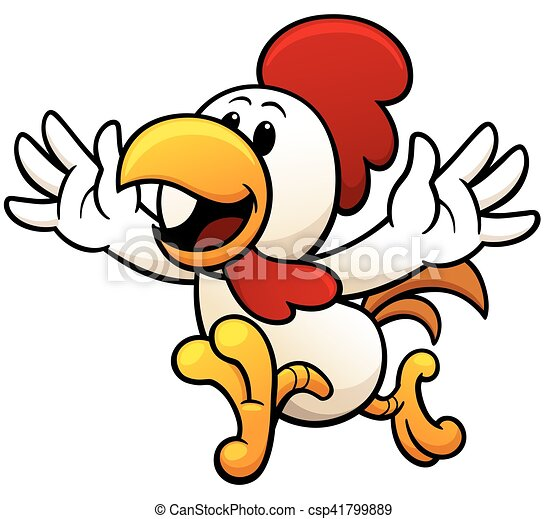 Rooster - csp41799889