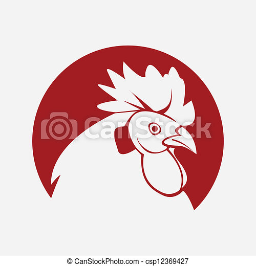 Rooster - csp12369427