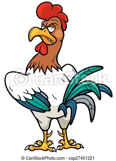 Rooster - csp27451221