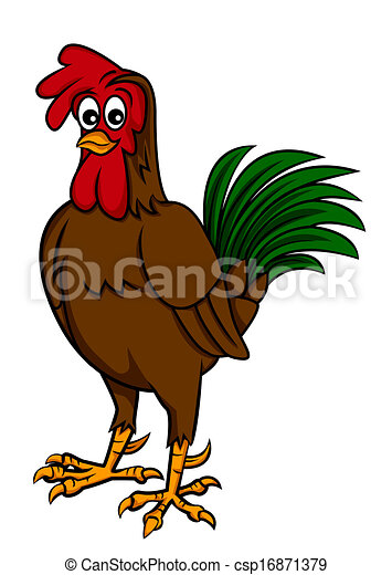 Rooster - csp16871379
