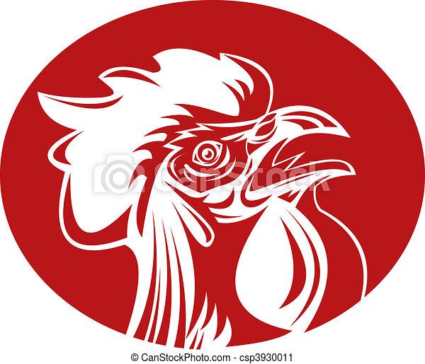 Gallo gallo cantando - csp3930011