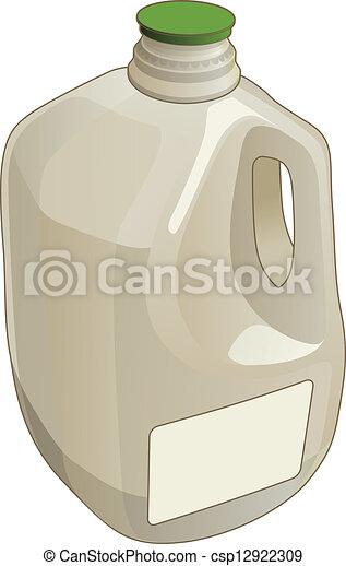 Gallon Jug - csp12922309