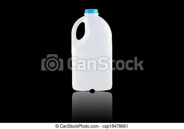 Gallon Milk - csp18478661