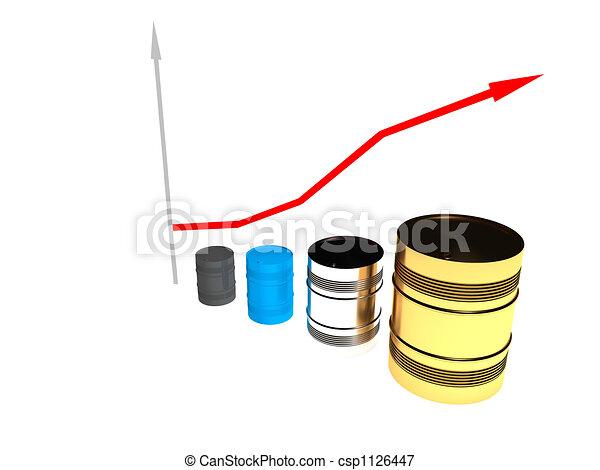 gallone, barile, o, cinquanta - csp1126447