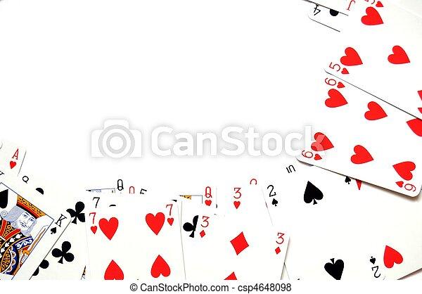 gambling concept - csp4648098