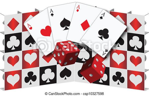 Gambling - csp10327598