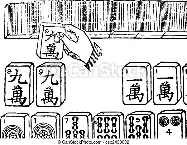 Gambling - csp2430032