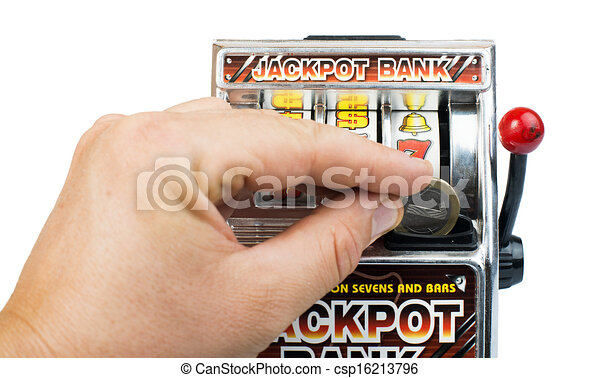 Gambling machine - csp16213796