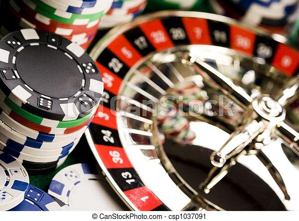 Gambling - csp1037091