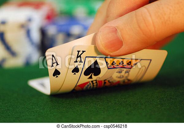 Gambling - csp0546218