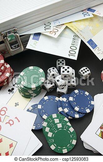 gambling - csp12593083
