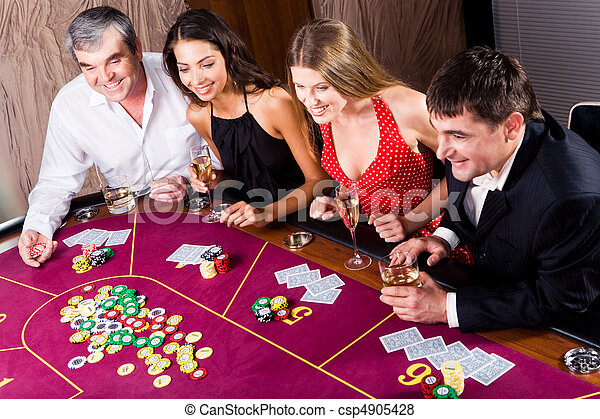 Gambling - csp4905428