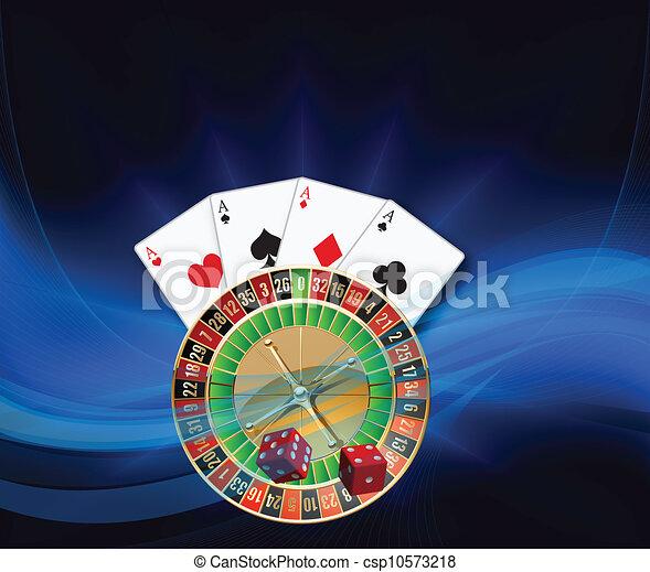 Gambling - csp10573218