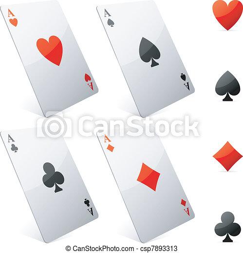 Game cards. - csp7893313