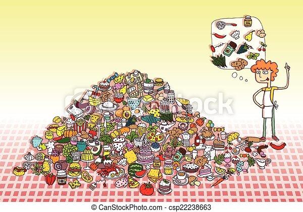 game., visuel, solution, layer!, objets, caché, trouver - csp22238663