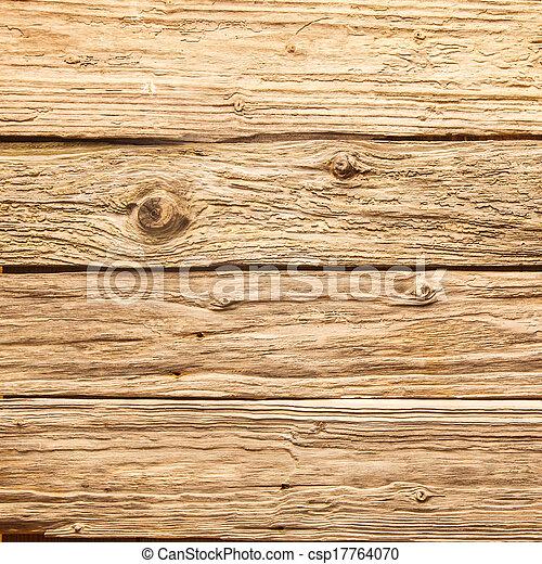 gammal, trä struktur, rustik, bakgrund, grov - csp17764070