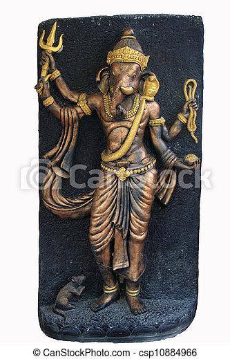 Ganesh life style - csp10884966