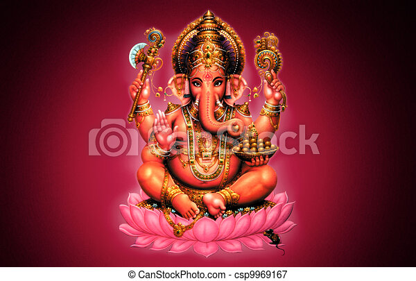 Ganesh - csp9969167