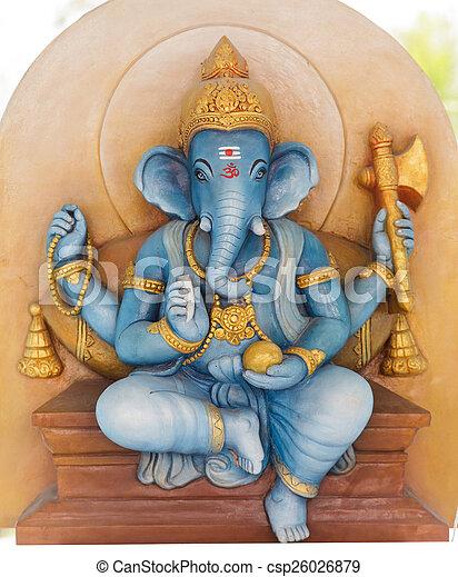 Ganesha - csp26026879