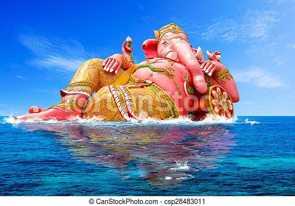 Ganesha - csp28483011