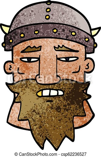 Un guerrero furioso - csp62236527