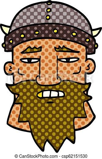 Un guerrero furioso - csp62151530