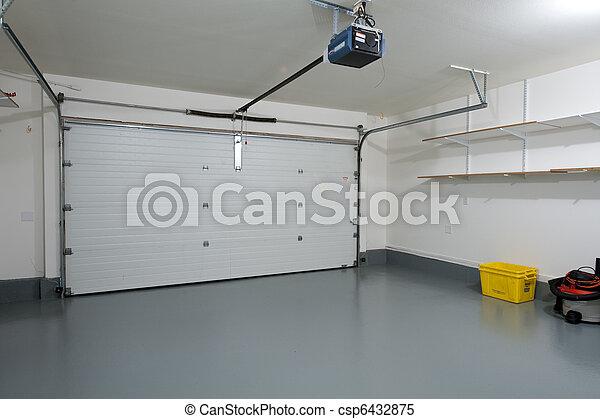 Garage Bilder garage sauber inneneinrichtung haus sauber garage stockbilder
