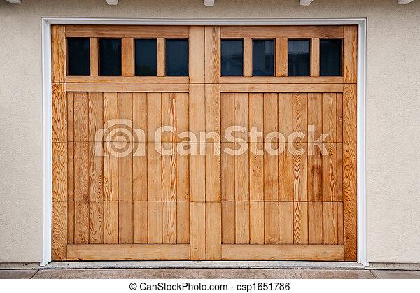 garage türen - csp1651786