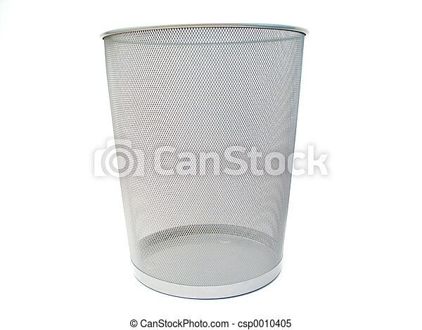 Garbage can - csp0010405
