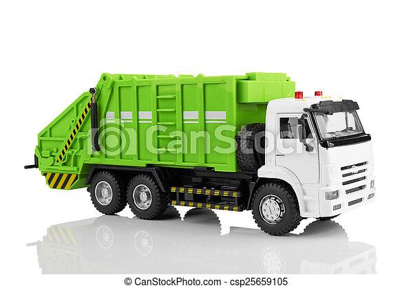 Garbage truck - csp25659105