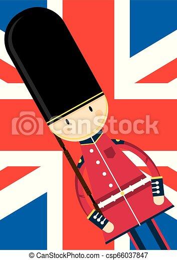 Garde Royal Drapeau Britannique