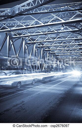Garden Bridge - csp2676097