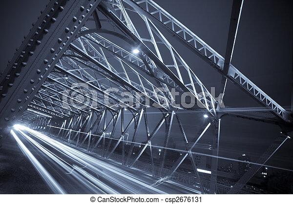 Garden Bridge - csp2676131