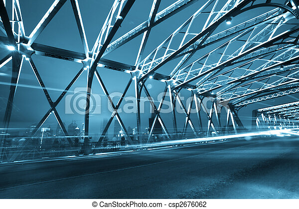 Garden Bridge - csp2676062