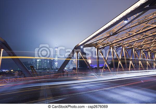 Garden Bridge - csp2676069