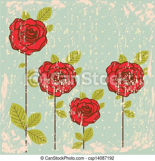 Garden - csp14087192