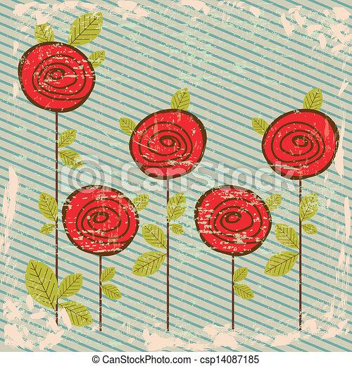 Garden - csp14087185