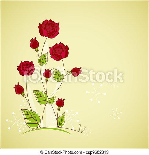 garden - csp9682313