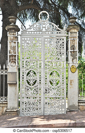Exceptional Garden Gate   Csp5306517