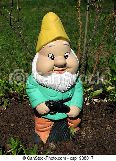 Garden Gnome - csp1938017