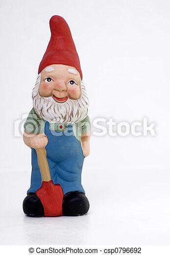Garden Gnome - csp0796692